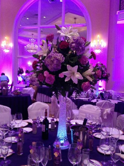 purple flower centerpieces for weddings beautiful purple flowers for wedding centerpieces