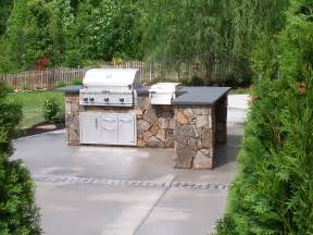 Backyard Grill In South Outdoor Kitchens This Ain T My S Backyard Grill