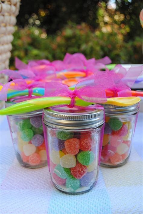 Favors For A Baby Shower by Jac O Lyn Murphy Quot Spooning Up Quot Sweet Baby Shower Favors
