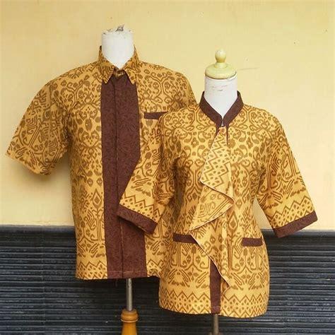 Mukena Batik Sogan Jumbo dress batik sukma batik jogja