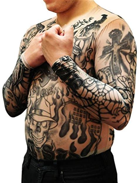 buy tattoo camo online prison ink full body tattoo shirt buy online in uae