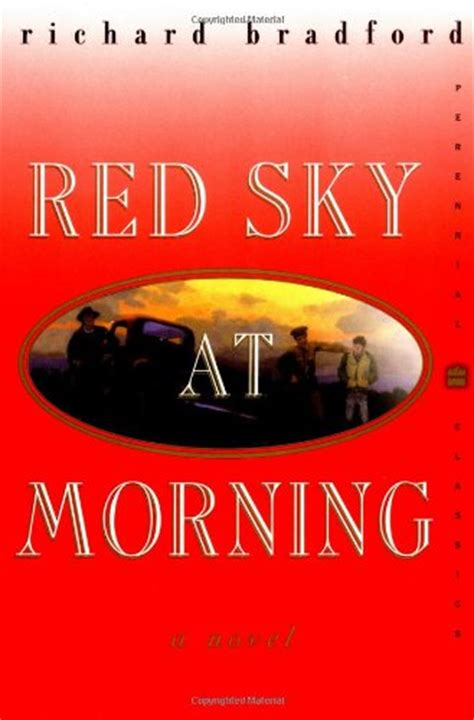 blue sky morning books cheapest copy of sky at morning a novel perennial