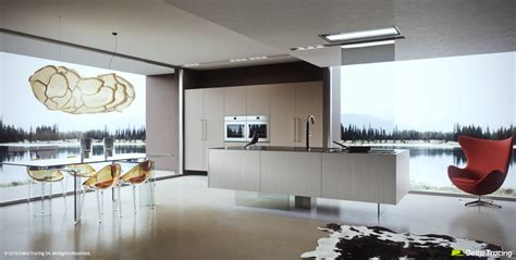 contemporary kitchens for large and dise 241 o de cocinas modernas iluminaci 243 n de interiores