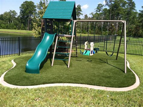 playground padding for backyard backyard playsets kids traditional with artificial