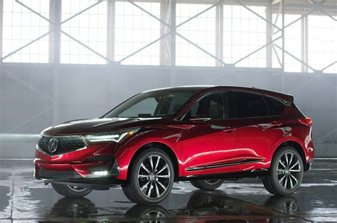 2019 Acura Pictures by 2019 Acura Rdx Page 4 Clublexus Lexus Forum Discussion