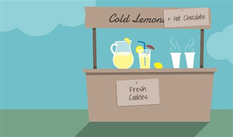 lessons from a lemonade stand an unconventional guide to government books what a 5 year entrepreneur taught carl smith about