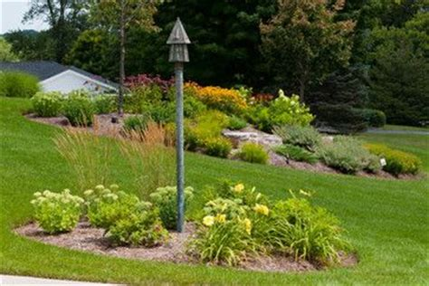 Light Post Landscaping Ideas Landscape L Post Design Ideas Pictures Remodel And