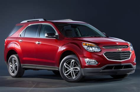 chevy jeep 2016 2016 chevrolet equinox reviews and rating motor trend