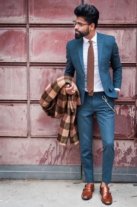 Brown & Blue   Mens Fashion Magazine