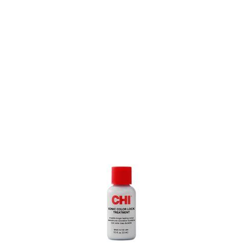 chi color chi ionic color lock treatment chi hair care