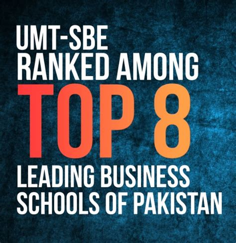 Mba Umt by Umt Of Management And Technology
