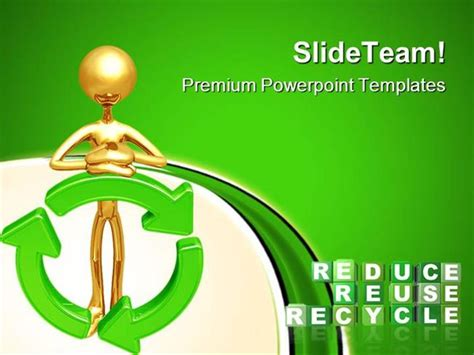 recycling powerpoint image gallery recycle powerpoints