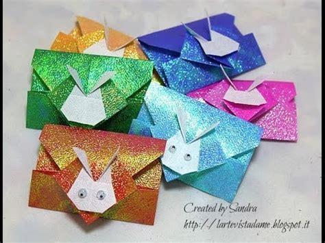 tutorial origami coniglio origami