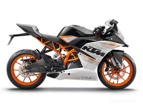 Ktm 390 Top Speed 2014 Ktm Rc 390 Picture 554002 Motorcycle Review Top