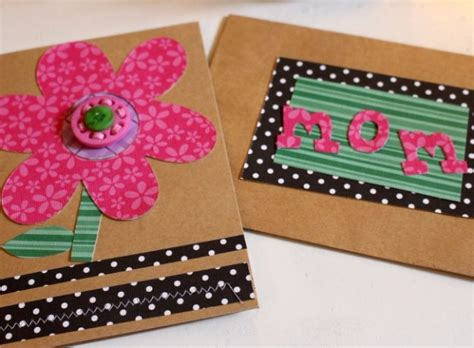 handmade mothers day cards step by step 31 diy mother s day cards page 7 of 7 diy joy