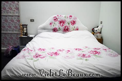 how to fix bed head how to make a removable fabric bed head board home sweet