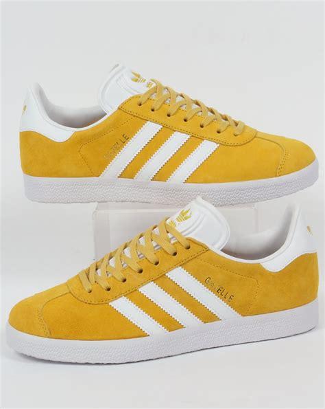 Adidas Gazele Navy Yellow buy cheap adidas gazelle yellow shop off72 shoes