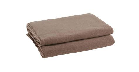 zoeppritz soft fleece decke 160x200 zoeppritz soft fleece blanket in smoke interismo uk