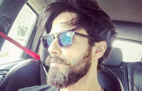 frontlook of arjun kapoor with his new hair cut when shahid kapoor turned into a chameleon