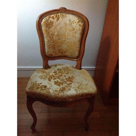 chaise style louis xv chaises louis xv pas cher ou d occasion sur priceminister