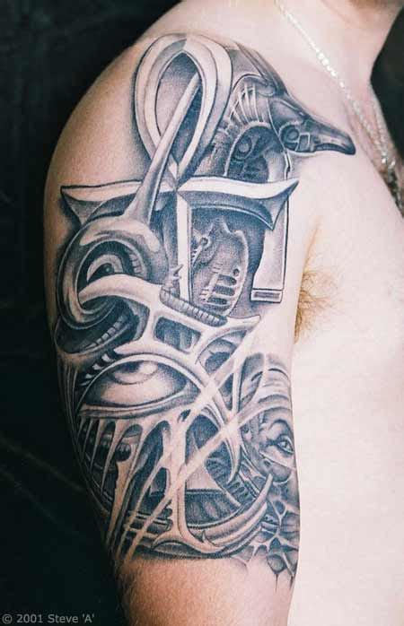 tattoo gallery biomechanical biomechanical tattoo pictures tattoo picture photos and
