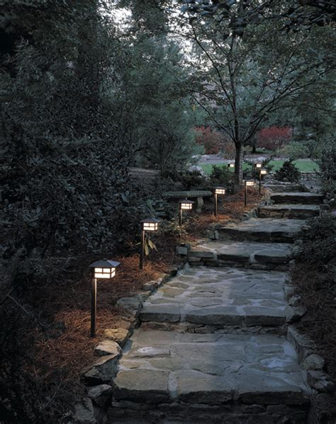 Landscape Lighting Basics Progress Lighting Path Lighting Basics 5 Tips To Enhance Outdoor Safety And Security