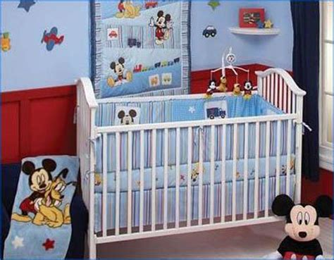 Baby Mickey Mouse Crib Set by Disney Baby Mickey S Transportation Crib Bedding Set The