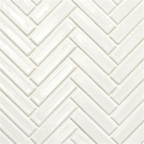 tiles photos beltile glossy white herringbone glazed porcelain mosaic 3 8 x 2 beltile tile and stone
