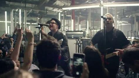 Fall Out Boys Record Release by Pepsi Tv Commercial Out Of The Blue Record Release