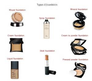 type of foundation types of foundation nida s beauty bag