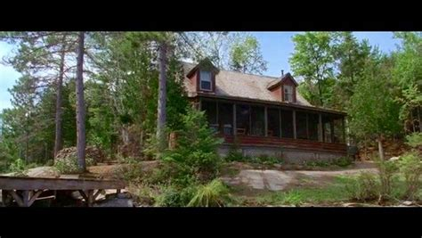 secret window house secret window house シークレットウィンドウ 映画の中の小屋 その8