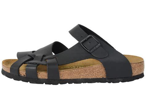 pisa birkenstock sandals birkenstock pisa unisex at zappos