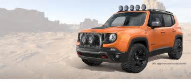 Lifted Jeep Renegade Jeep Renegade Lift Kit Release Date Price And Specs