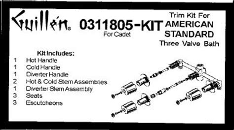 Tapco Faucet Parts by Faucet Parts