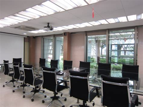 City Corporate Office by Mahindra World City Corporate Office Shilpa Architects