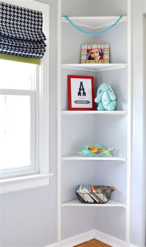 Simple Corner Shelf by Simple And Dainty Corner Built Its This Is A Diy Project