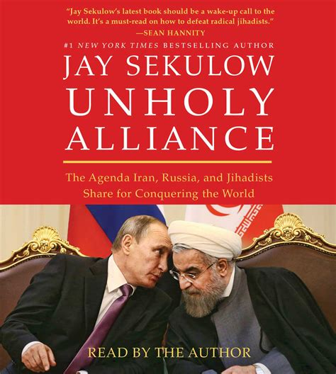 Unholy Alliance unholy alliance audiobook on cd by sekulow official