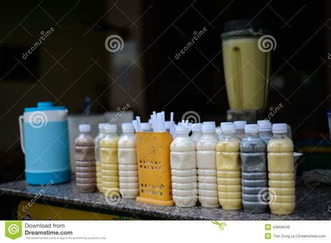 Milk Handmade - soya milk handmade stock photo image 44658549
