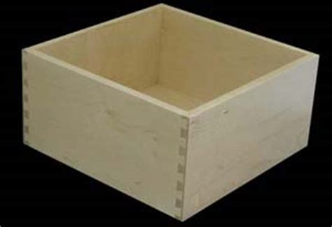 Drawer Box Joints by Dovetail Drawers Dovetail Drawer Boxes Solid Wood