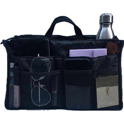 Bag In Bag Celinemk Bag Organizer bag organizer black prene bags nappy bag make up insert