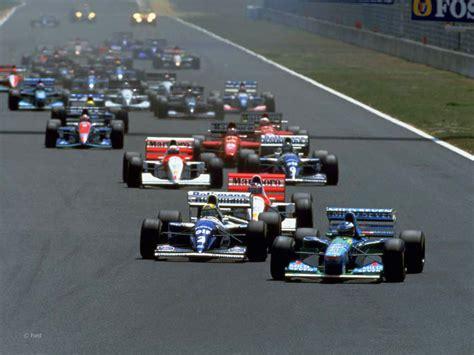パシフィックgp スタート f1 アイルトン セナ 1994年 ウィリアムズ fw16 ルノー legends