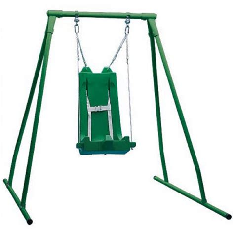 special needs swings flaghouse indoor outdoor special needs pediatric swing frame