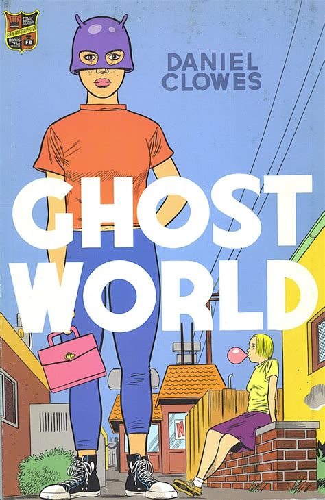 Pdf Ghost World Daniel Clowes review ghost world my poorly titled japan
