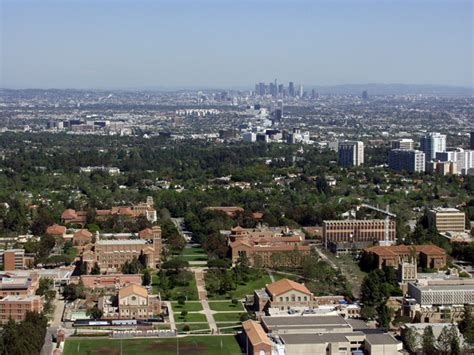 my housing ucla aerial view of ucla cus