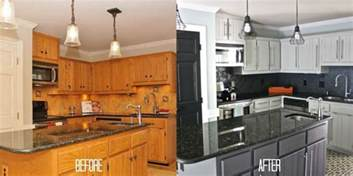 Repaint Kitchen Cabinets by How To Paint Kitchen Cabinets No Painting Sanding