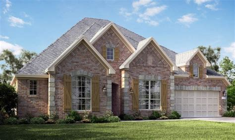 11 genius homes with accents house plans 7962