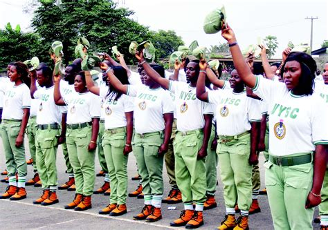 Evaluation Letter For Nysc Nysc 12 Important Things Prospective Corps Members Should Take To C The S