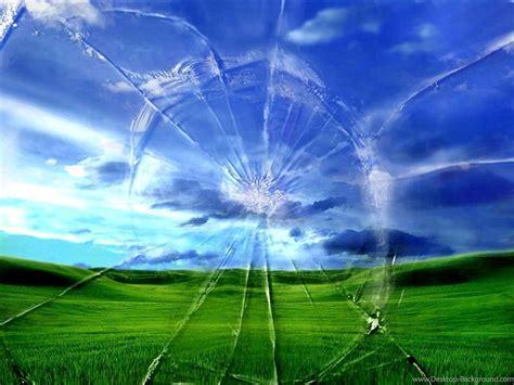 wallpaper hp pecah wallpapers cracked screen animated hd for windows broken