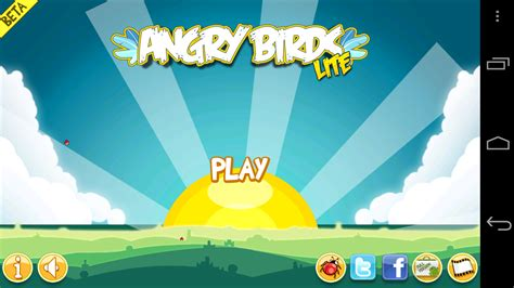 angri birds apk angry birds lite beta 1 2 android matt hill s