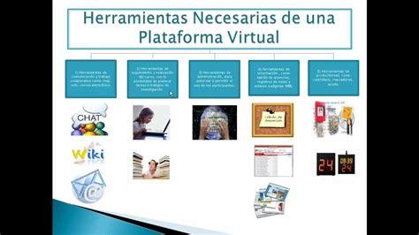 plataforma virtual plataformas de educaci 243 n virtual wmv youtube